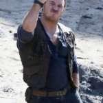 Chris Pratt Jurassic World Kingdom Fallen Vest