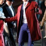 Hugh Jackman The Greastest Showman Coat