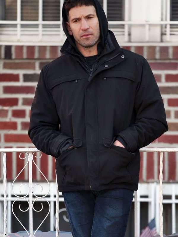 Jon Bernthal The Punisher Cotton Jacket