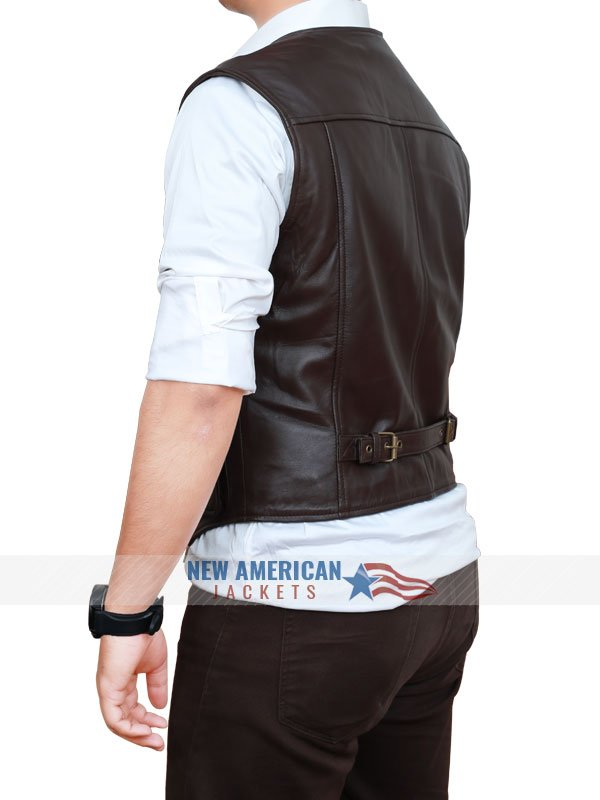 Jurassic World 2 Chriss Pratt Vest