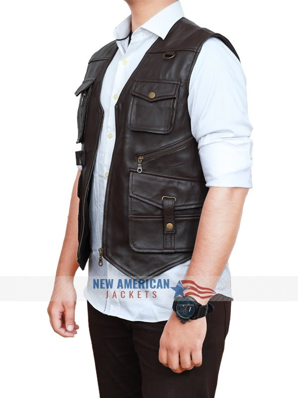 Jurassic World 2 Vest