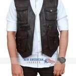 Jurassic World Fallen Kingdom Chris Pratt Vest