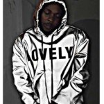 Kendrick Lamar Lovely Hoodie Reflective