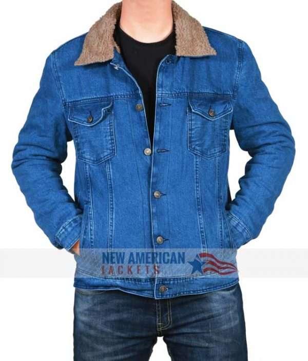 Love Simon Nick Robinson Jacket
