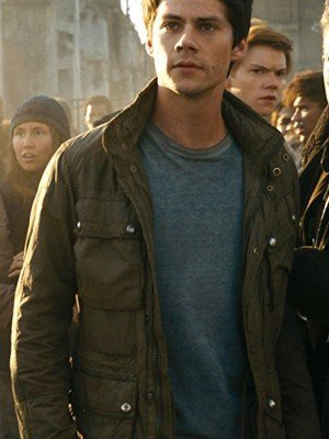 Maze Runner The Death Cure Dylan O Brien Jacket