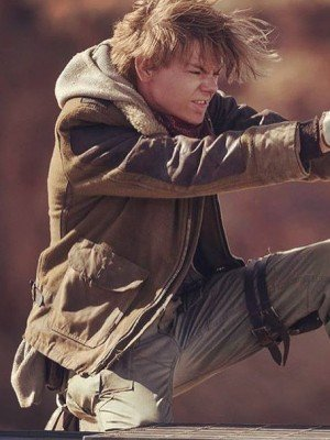The Death Cure Newt Brown Jacket