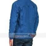 Nick Robinson Denim Jacket