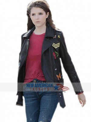 Pitch Perfect Embroidered Jacket