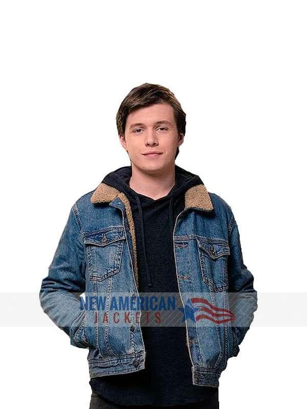 Simon Spier Blue Denim Jacket
