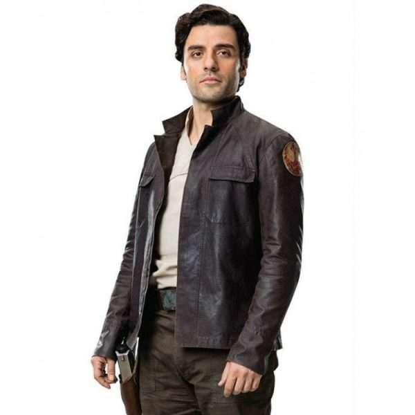 Star Wars The Last Jedi Leather Jacket