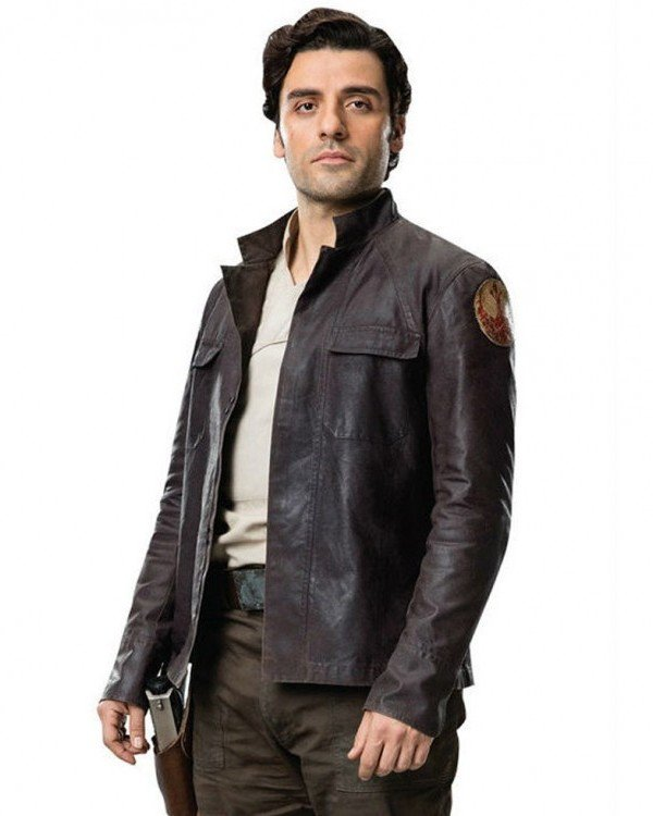 Star Wars The Last Jedi Leather Jacket