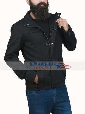 Punisher Jon Bernthal Cotton Jacket