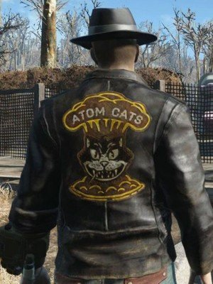 fallout 4 atoms cat brown brown jacket