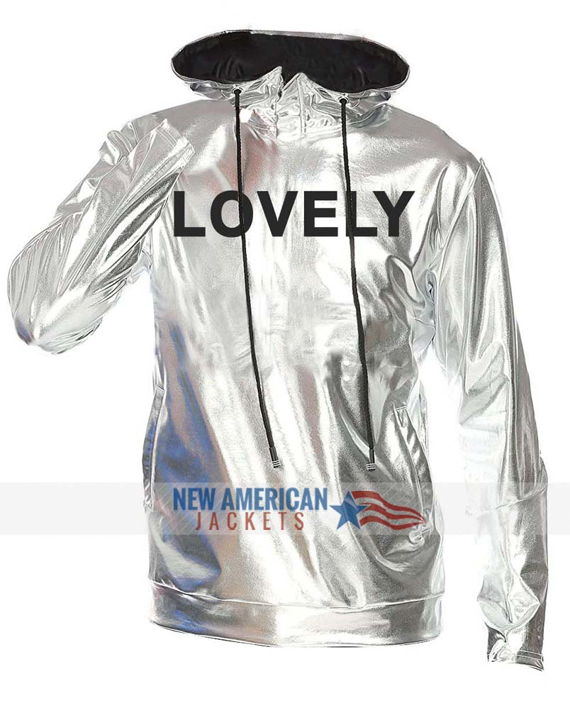 Kendrick Lamar Lovely Reflective Hoodie