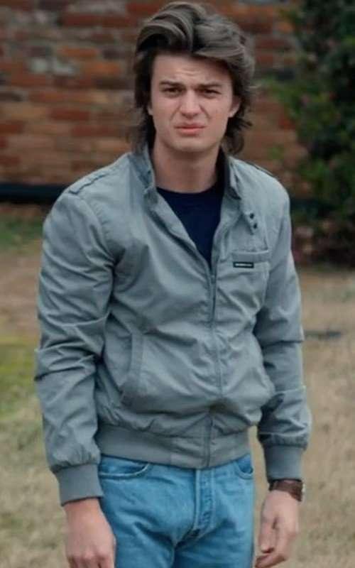 steve harrington jacket season 2
