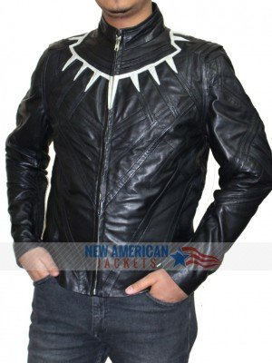 Black Panther Infinity War Jacket