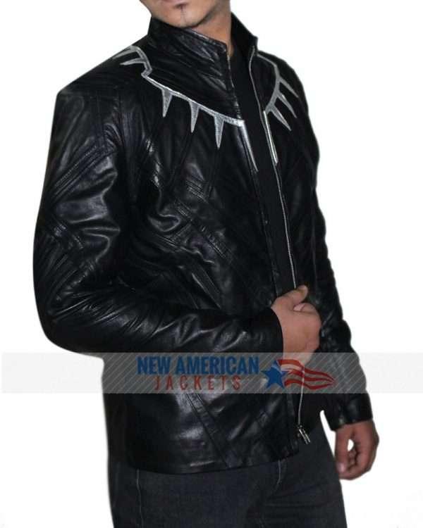 Chadwick Boseman Avengers Infinity War Black Panther Jacket