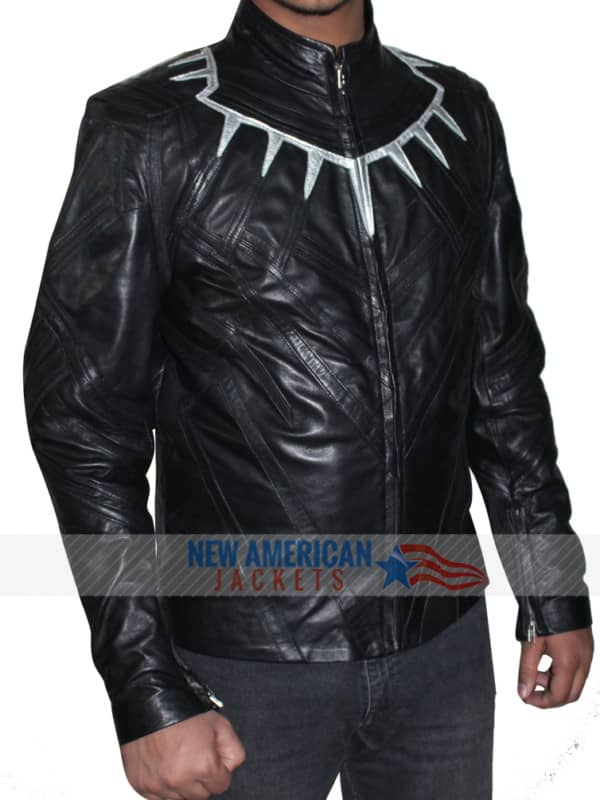 Infinity War Black Panther Jacket