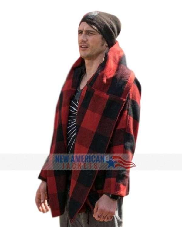 James Franco Why Him Plaid Jacket