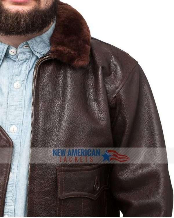 Jfk Leather Jacket