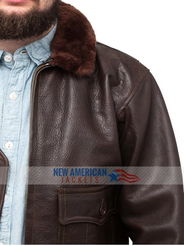 Jfk Leather Jacket