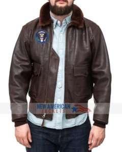 John F Kennedy Flight Jacket