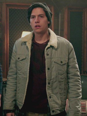 Riverdale Jughead Jones Cotton Jacket