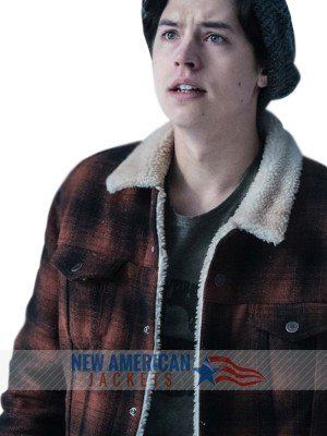 Cole Sprouse Jughead Jones Riverdale Jacket
