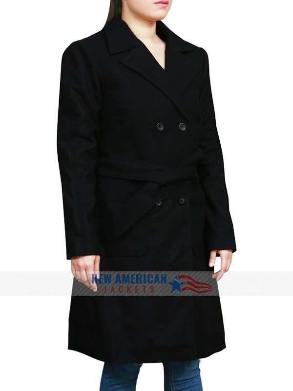 Red Sparrow Jennifer Lawrence Coat