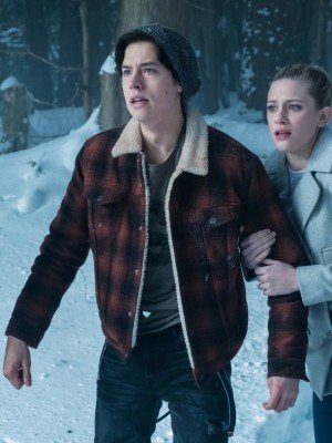 Jughead Jones Riverdale Red Jacket