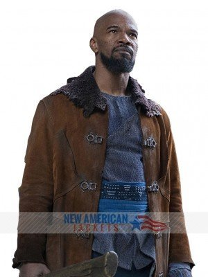 Little John Robin Hood Jamie Foxx Coat