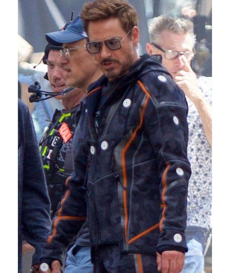 Avengers Infinity War Iron Man - 90.7KB