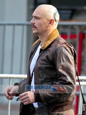 James Franco Zeroville Vikar Jacket