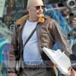 Zeroville Vikar Brown Leather Jacket