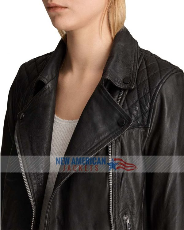 jennifer lawrence red sparrow biker jacket
