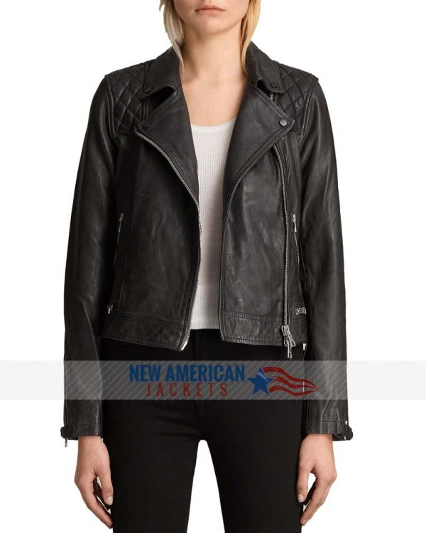 red sparrow jennifer lawrence black jacket