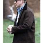 ryan gosling first man brown jacket
