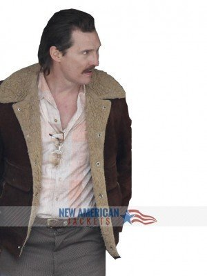 Richard Wershe White Boy Rick Jacket