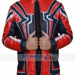 Armour Spiderman Jacket Infinity War