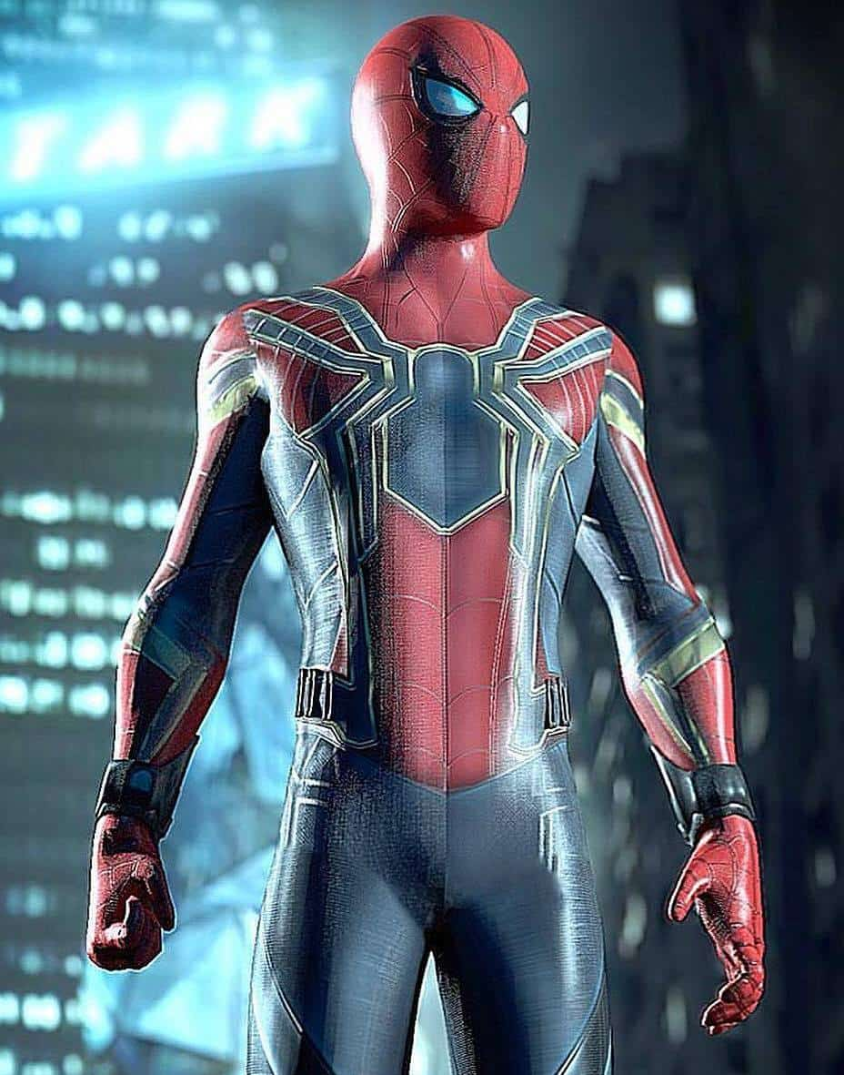Image result for avengers infinity war spiderman