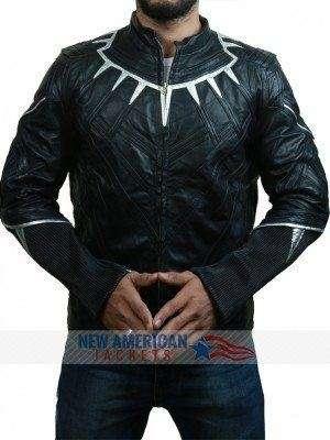 Chadwick Boseman Jacket