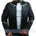 Black Panther Movie Jacket