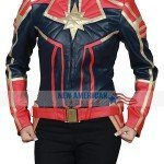 Brie Larson Captain Marvel Jacket
