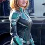 Carol Danvers Captain Marvel Jacket