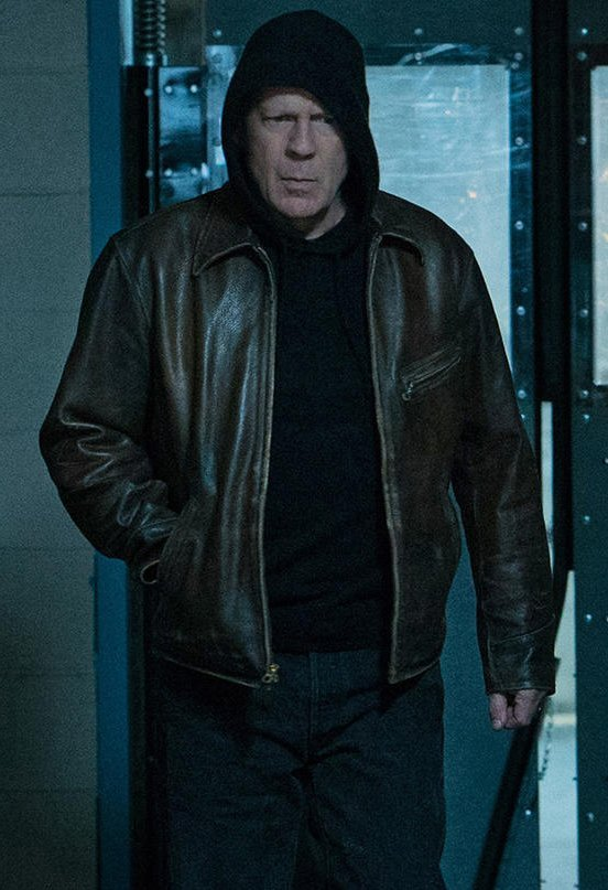 Death Wish Bruce Willis Leather Jacket
