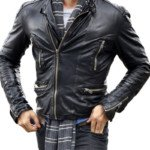 Fifty Shades Freed Brant Daugherty Leather Jacket