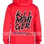 Killmonger-Hoodie-Red
