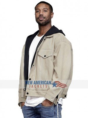 Black Panther Michael B Jordan Jacket
