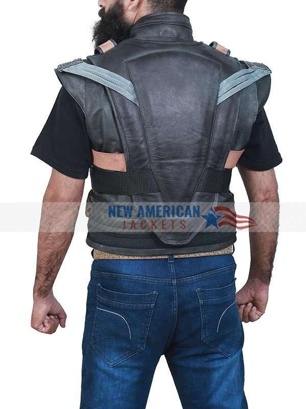 Erik Killmonger vest