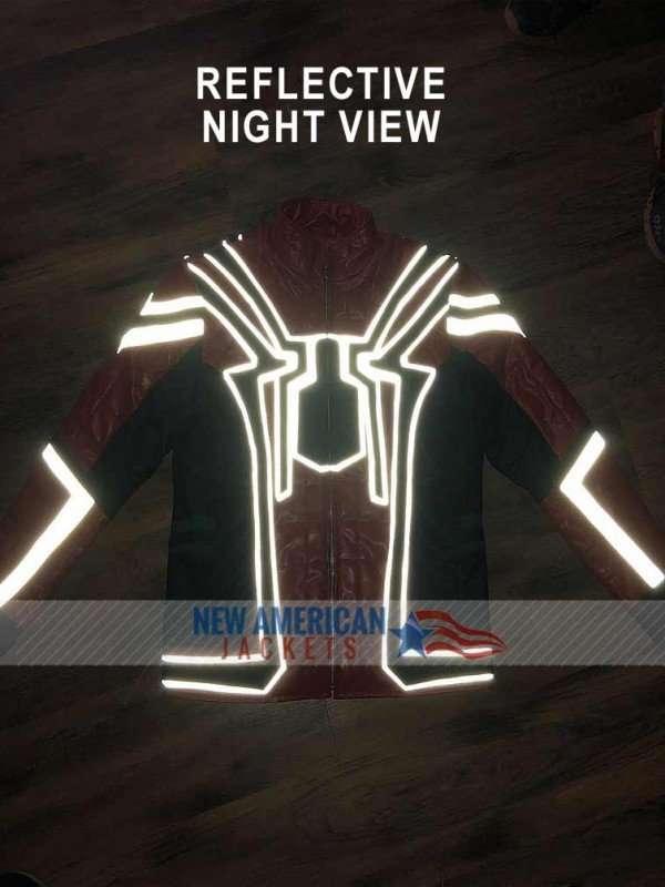 New Spiderman Infinity war Jacket